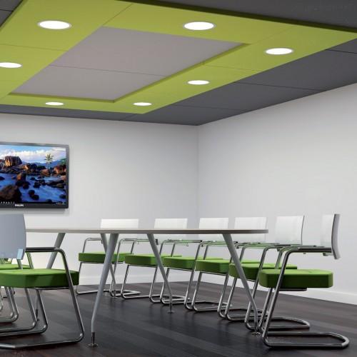 Panneau de plafond acoustique