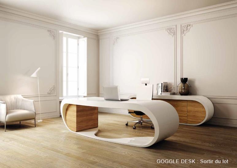 goggle-desk