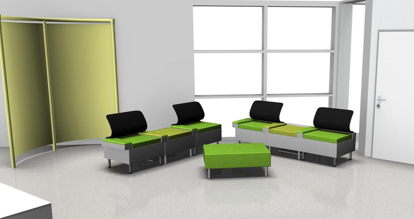 lobi aux docks du bureau buro espace. Black Bedroom Furniture Sets. Home Design Ideas