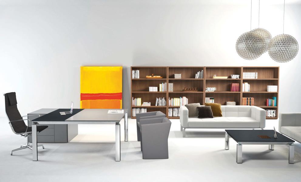 han aux docks du bureau buro espace. Black Bedroom Furniture Sets. Home Design Ideas