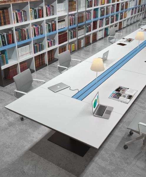 han r union aux docks du bureau buro espace. Black Bedroom Furniture Sets. Home Design Ideas