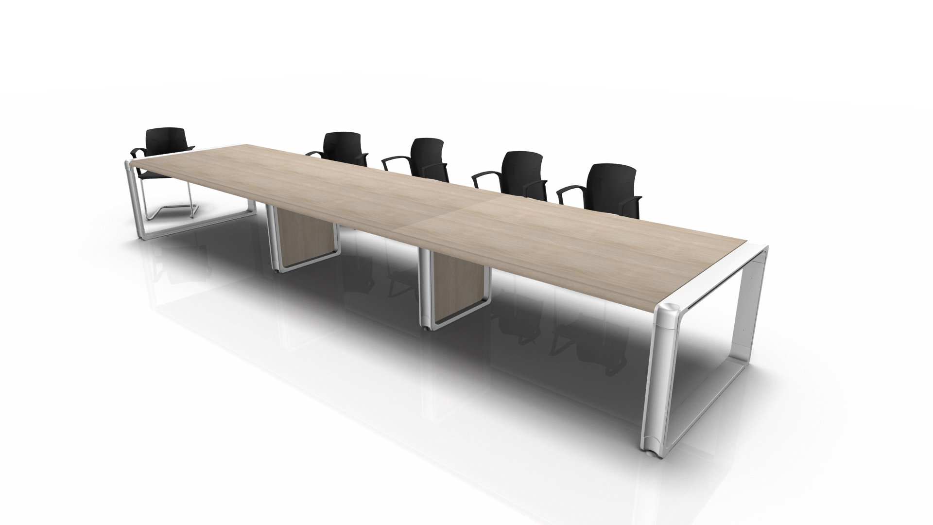 open reunion aux docks du bureau buro espace. Black Bedroom Furniture Sets. Home Design Ideas