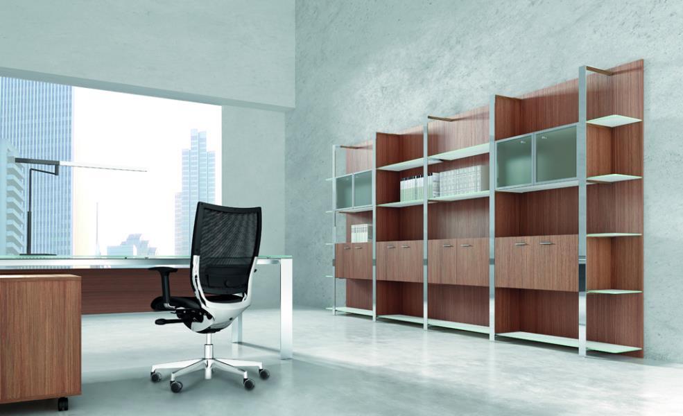 office boiserie aux docks du bureau buro espace. Black Bedroom Furniture Sets. Home Design Ideas