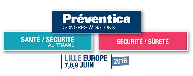Salon Préventica Lille 2016