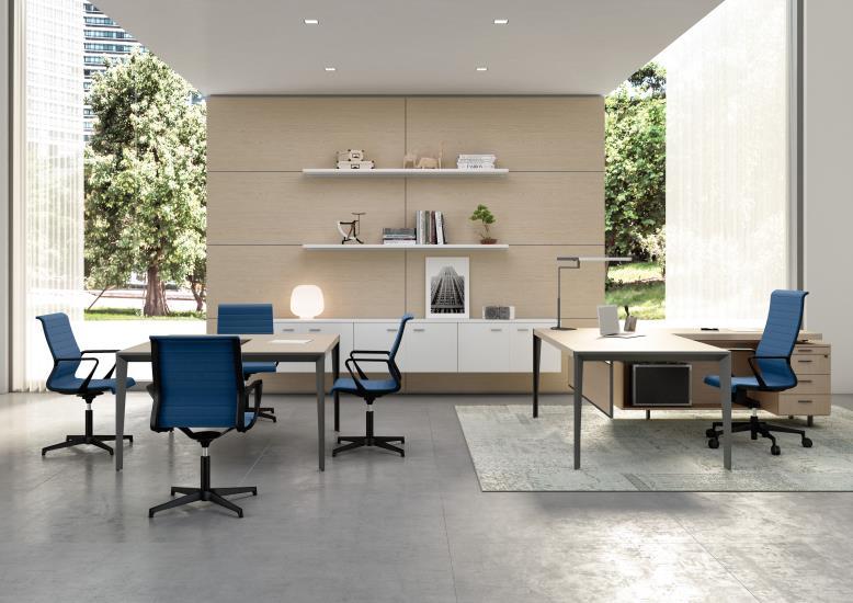 dinamica aux docks du bureau buro espace. Black Bedroom Furniture Sets. Home Design Ideas