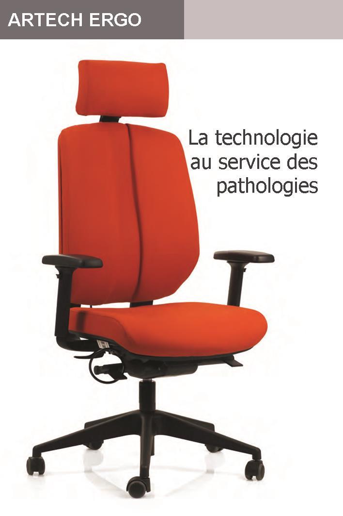 Fauteuil ergonomique Artech Ergo