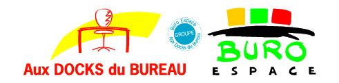 Logo groupe buro espace